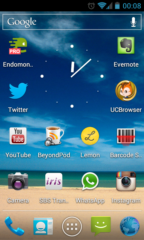 Review of Android Ice Cream Sandwich