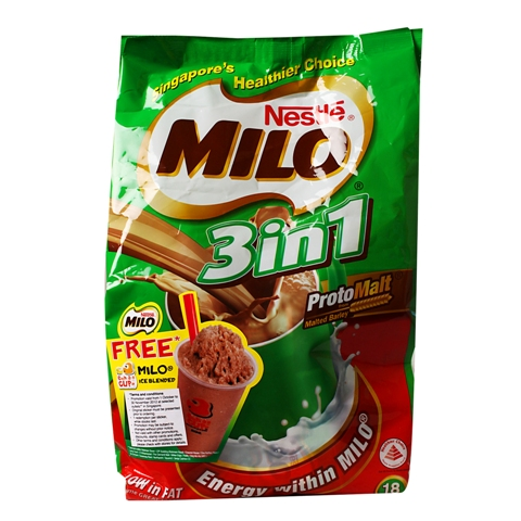 Milo to the rescue for picky eaters