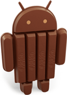 Android 4.4.2 KitKat on S2 9100